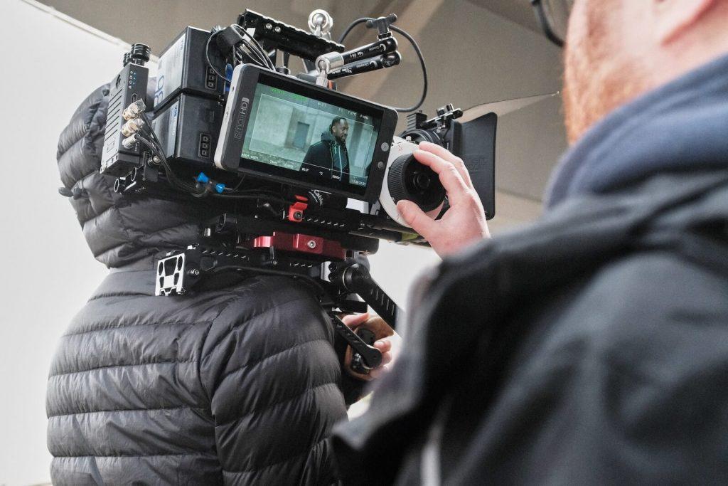 Werbespots, Filmdrehs und TV-Produktionen